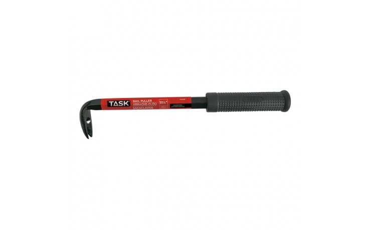 "11-1/2"" Nail Puller with Rubber Handle"