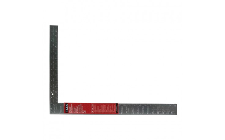 """24"""" Heavy Duty Aluminum Rafter Square (Embossed Markings)"""