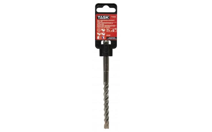 "3/8"" x 6"" SDS+ 3-Edge Rotary Hammer Drill Bit  - 1/pk"