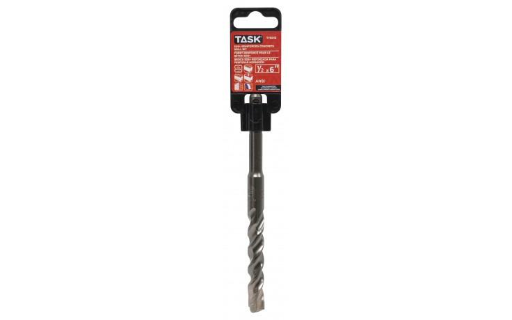 "1/2"" x 6"" SDS+ 3-Edge Rotary Hammer Drill Bit  - 1/pk"