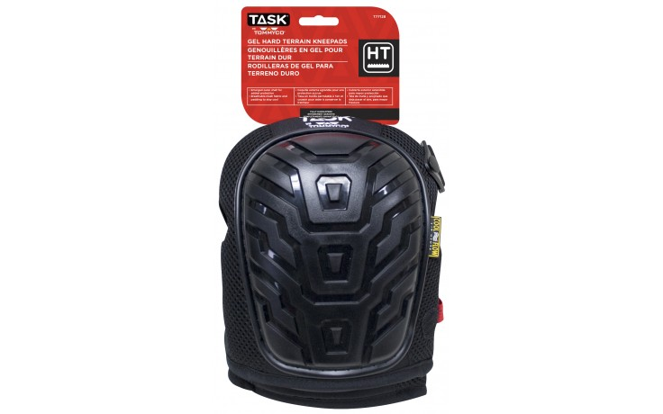 Gel Hard Terrain Kneepads - 1 pair