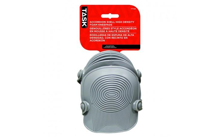 Accordion Shell High Density Foam Kneepads - 1/pack