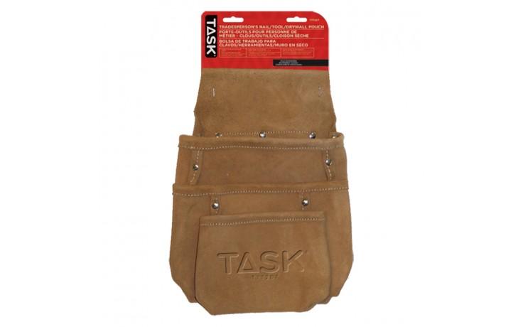 Tradesperson 3 Pocket Nail/Tool/Drywall Bag - 1/pack