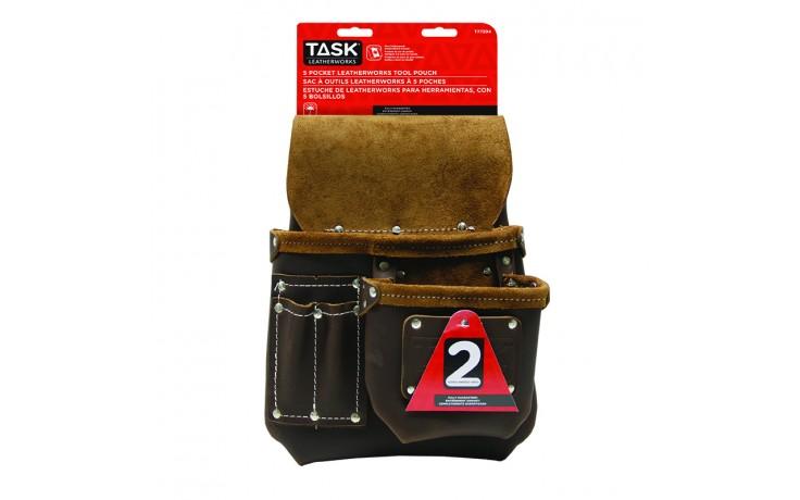 Roofer 5 Pocket Tool Bag - 1/pack