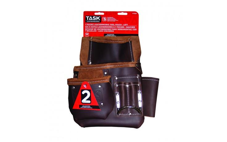 Master Carpenter 7 Pocket Left Side Tool Bag - 1/pack