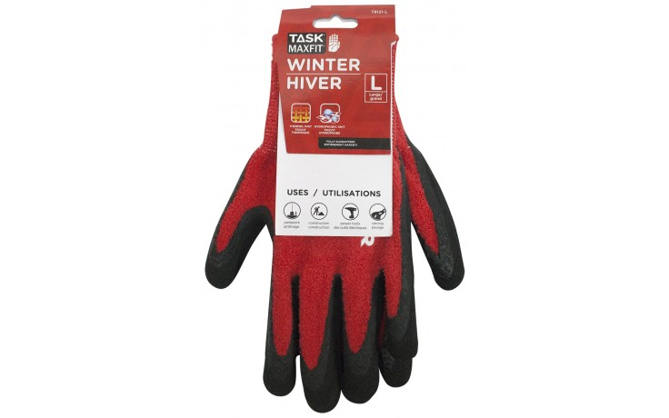 Maxfit™ Winter Work Gloves (L) - 1/pack