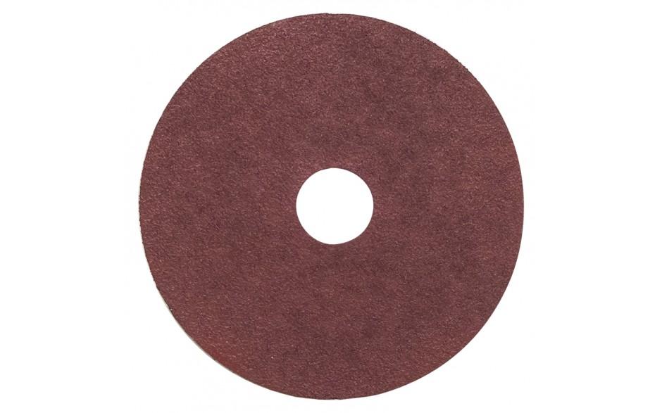 """4-1/2"""" 60 Grit Resin Bonded Fibre Sanding Disc - Bulk"""