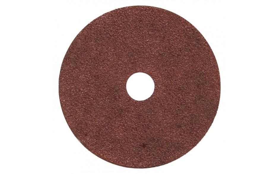 """5"""" 36 Grit Resin Bonded Fibre Sanding Disc - Bulk"""