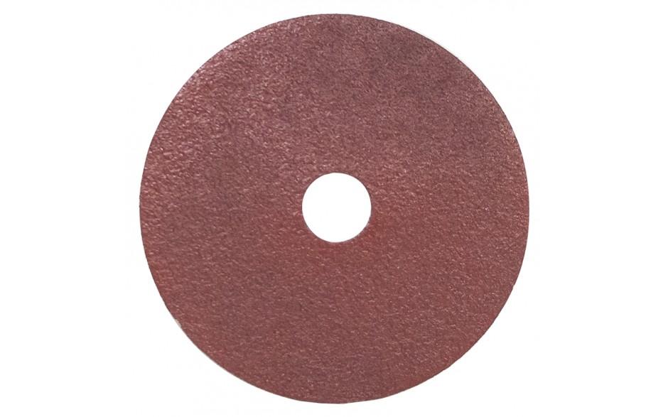 """5"""" 60 Grit Resin Bonded Fibre Sanding Disc - Bulk"""