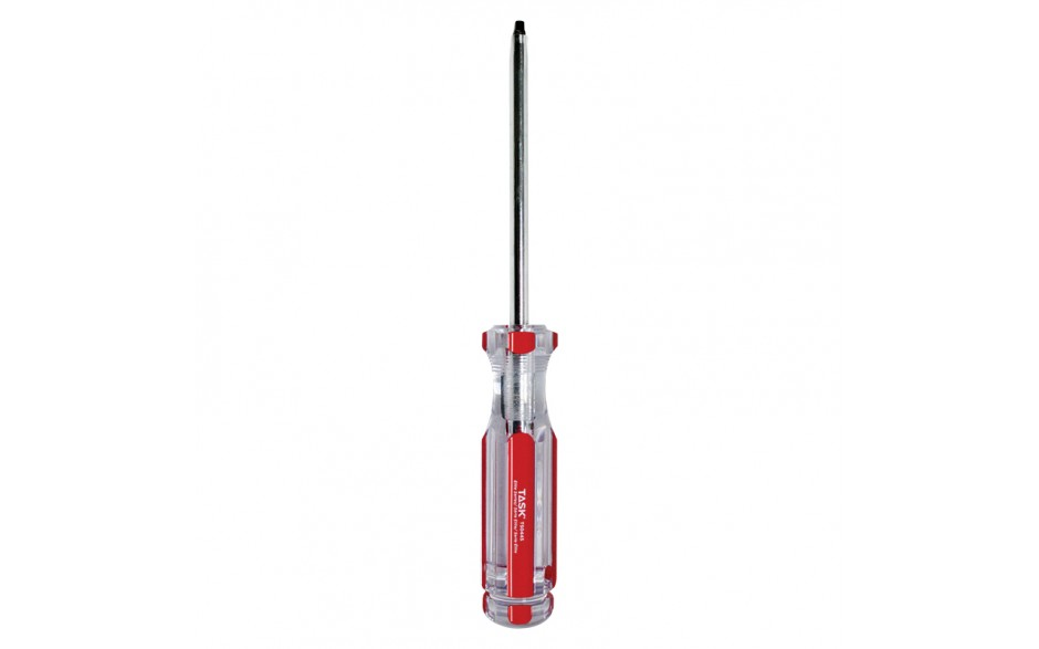 "#2 Robertson® 5"" Elite Acetate Hard Grip Screwdriver - Bulk"