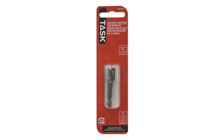 "3/8"" Socket Adapter - 1/pack"