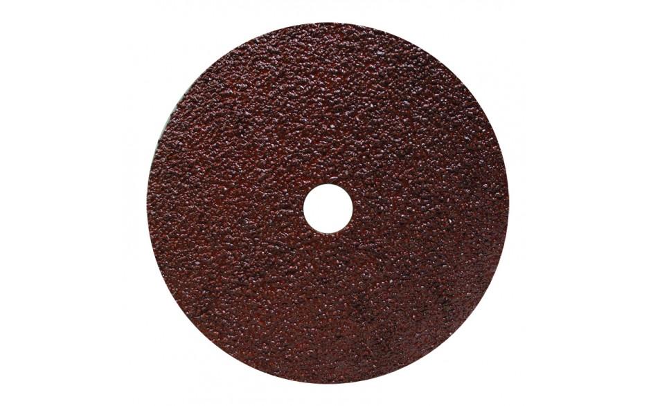 """7"""" 24 Grit Resin Bonded Fibre Sanding Disc - Bulk"""