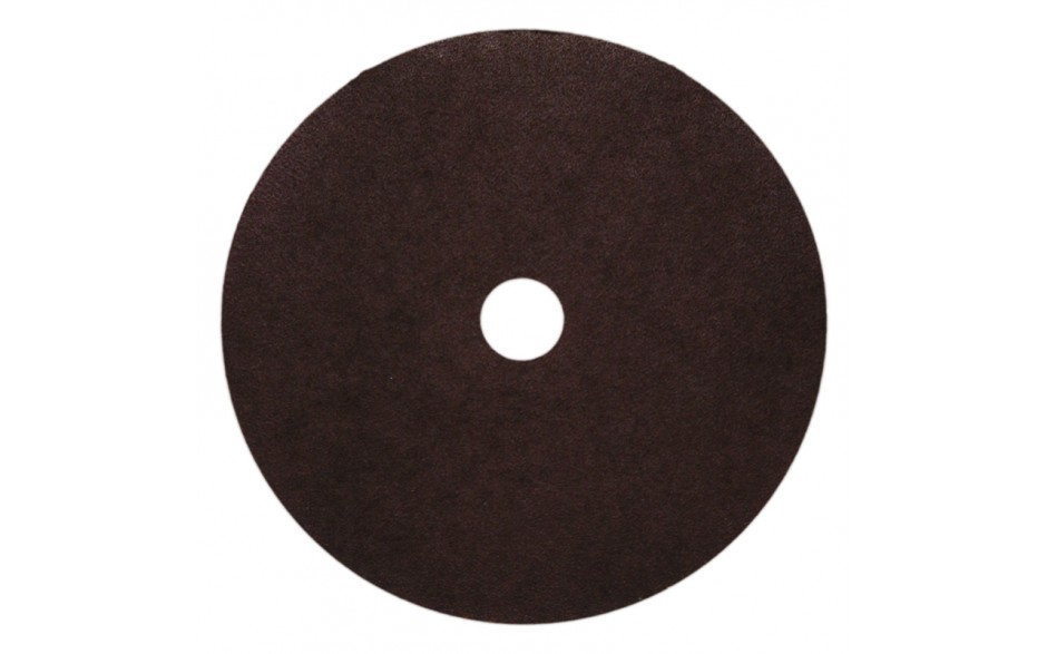 """7"""" 80 Grit Resin Bonded Fibre Sanding Disc - Bulk"""