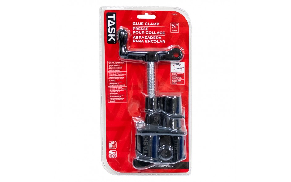 """3/4"""" Gluing Clamp (fits 3/4"""" threaded pipe)"""