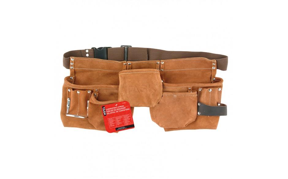 Polyweb Belt 11 Pocket Carpenter Apron - 1/pack