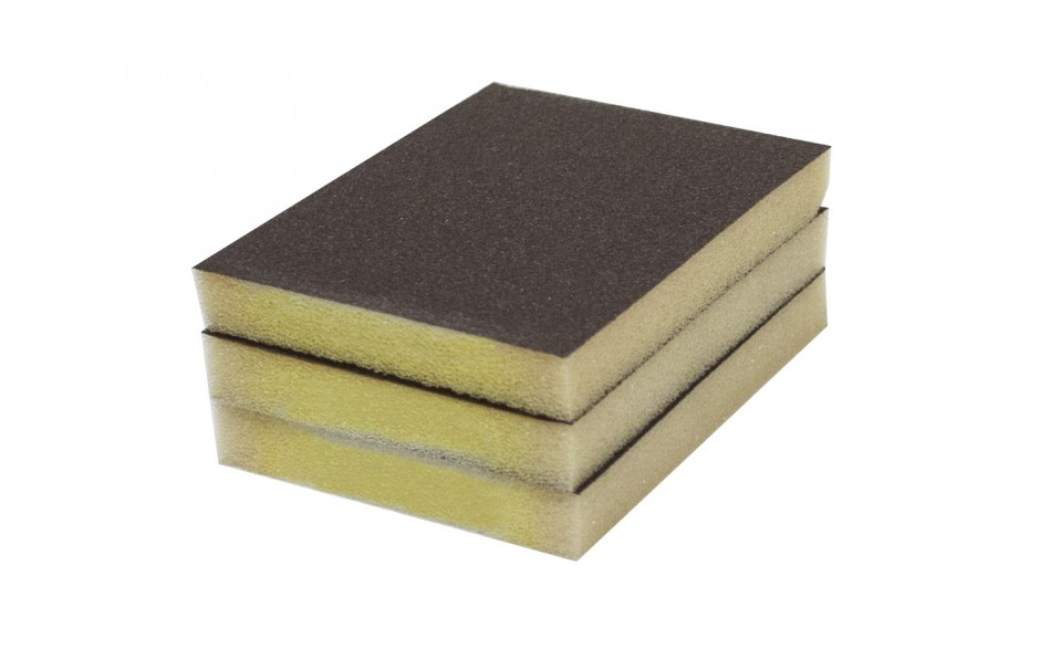 Solvent Free Eco 150 Grit Very Fine Single-Sided Sanding Pad - Bulk