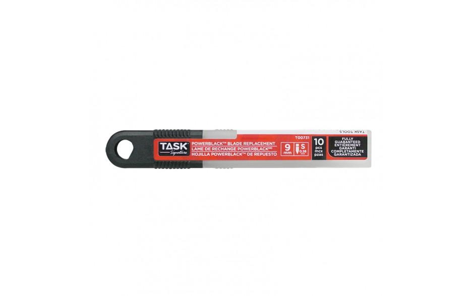9 mm PowerBlack Snap-Off Blades - 10/pack