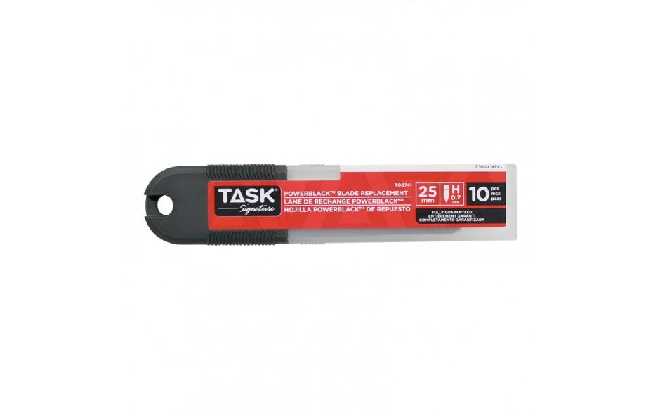 25 mm PowerBlack Snap-Off Blades - 10/pack