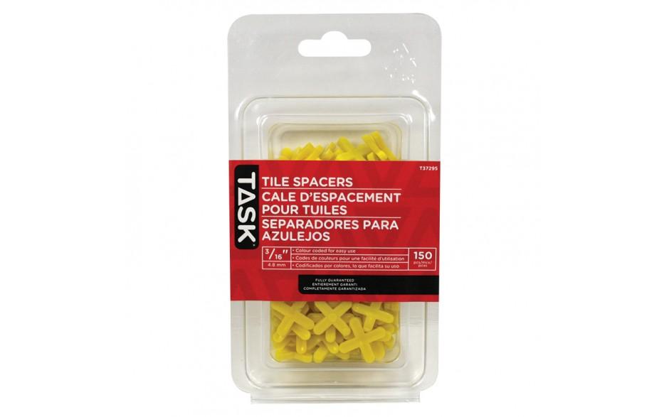 "3/16"" Tile Spacers - 150/pack"