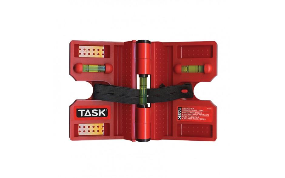 Adjustable Magnetic Post Level - 1/pack
