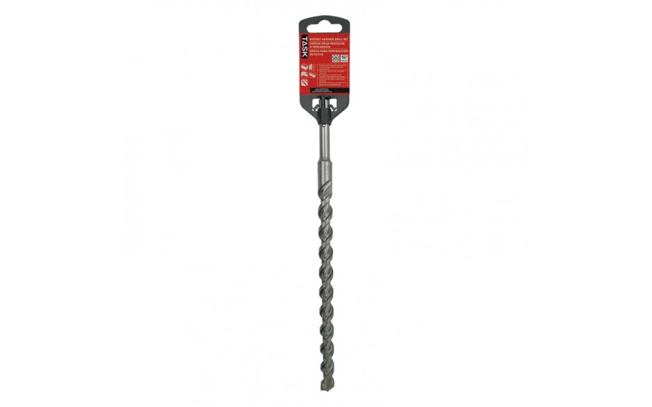"""5/8"""" x 12"""" Useable 10"""" SDS+ Hammer Rotary Drill Bit - 1/pack"""