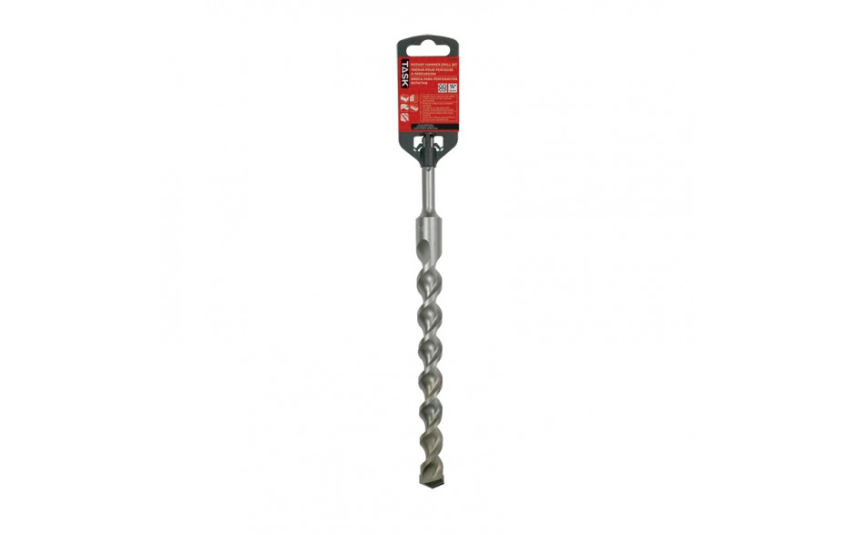 """7/8"""" x 12"""" Useable 10"""" SDS+ Hammer Rotary Drill Bit - 1/pack"""