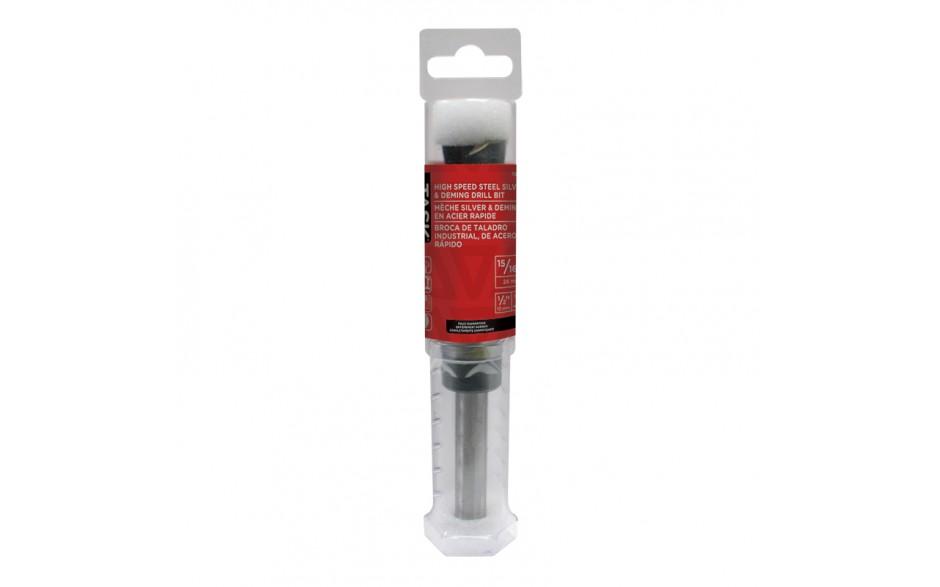 "15/16"" Reduced Shank (1/2"") HSS Silver & Deming Drill Bit - 1/pack"