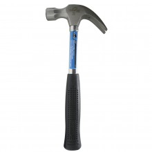 16 oz. Claw Hammer with Tubular Steel Handle