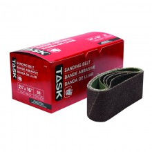 "2-1/2"" x 16"" 36 Grit Sanding Belt - Boxed"