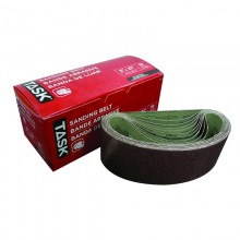 "3"" x 21"" 50 Grit Sanding Belt - Boxed"