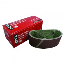 "3"" x 21"" 80 Grit Sanding Belt - Boxed"