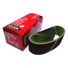 "3"" x 24"" 120 Grit Sanding Belt - Boxed"
