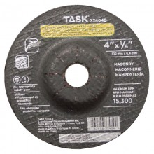 "4"" x 1/4"" 5/8"" Arbor Masonry Depressed Center Wheel - Bulk"