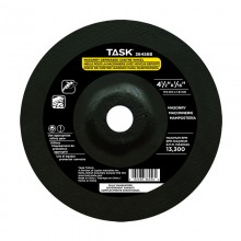 "4-1/2"" x 1/16"" 7/8"" Arbor Masonry Depressed Center Wheel - Bulk"