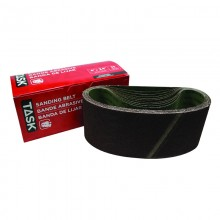 "4"" x 24"" 50 Grit Sanding Belt - Boxed"