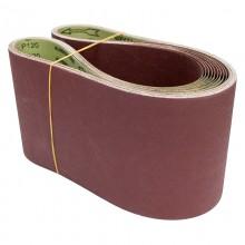 """6"""" x 48"""" 120 Grit Sanding Belt - Bulk"""