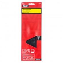 "3-5/16"" x 11"" 150 Grit Very Fine Drywall Sandscreen - 3/pack"