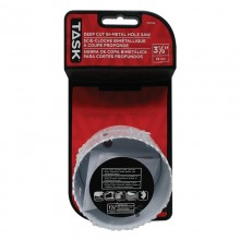"3-1/8""  Deep Cut Bi-Metal Hole Saw  - 1/pack"