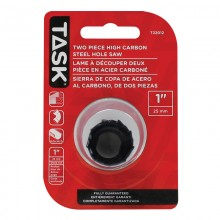 "1"" Carbon Steel Hole Saw - 1/pack"