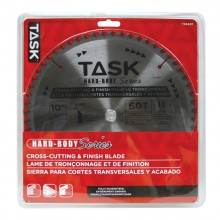 "10"" 60T ATB Hard Body Cross-Cutting & Finishing Blade - 1/pack"