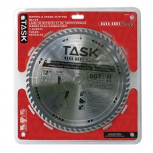"12"" 60T ATB Hard Body Ripping & Cross-Cutting Blade - 1/pack"