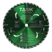 "10"" 40T ATB Hardbody Thin Kerf Pressure Treated Wood Blade - Bulk"