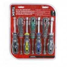 7pc SAE Nut Driver Set - 1/pack