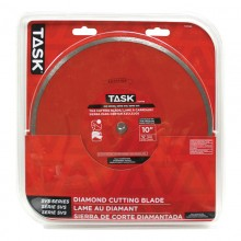 "10"" Continuous Rim SVS Diamond Blade - 1/pack"