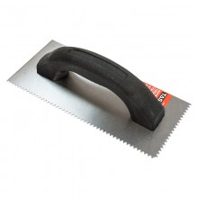 "9"" x 4"" (5/32"" x 3/16"") Saw Tooth Adhesive Trowel"