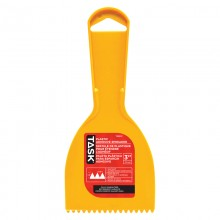 """3"""" (1/8"""" x 1/8"""") Plastic Saw Tooth Adhesive Spreader"""