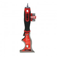 15-in-1 Stiff High Carbon Steel Combo Tool with FlexFit Grip
