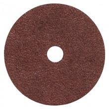 """4"""" 36 Grit Resin Bonded Fibre Sanding Disc - Bulk"""