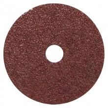 """5"""" 24 Grit Resin Bonded Fibre Sanding Disc - Bulk"""