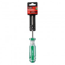 "#1 Robertson® 4"" Elite Acetate Hard Grip Screwdriver - 1/pack"